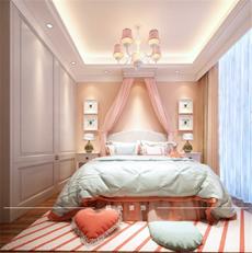 【精選案例】250㎡美式風格裝修案例,就在廣州比別墅還漂亮