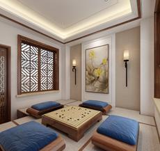 中式風格高雅樸素底蘊厚重 中式 別墅 220平米 30-50萬左右
