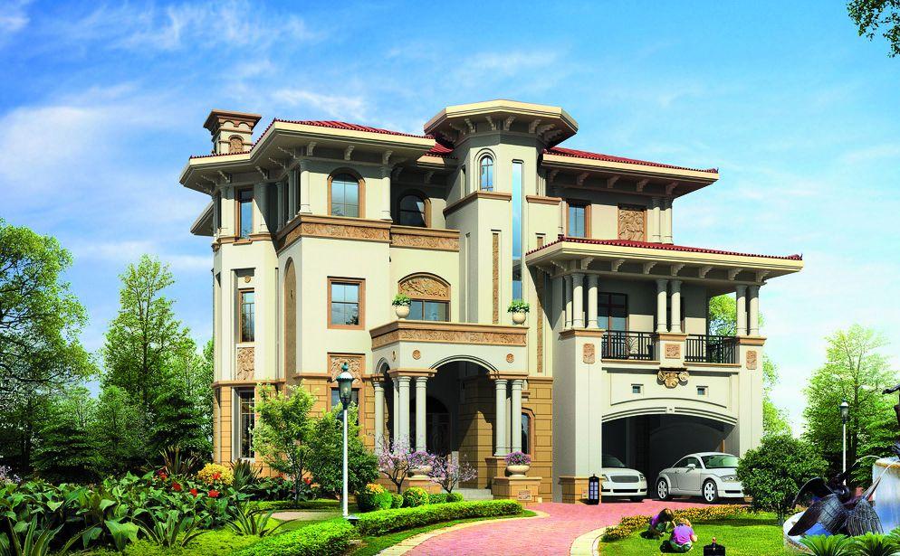 2019年广州别墅装修价格,现在装修一个别墅要多少钱?