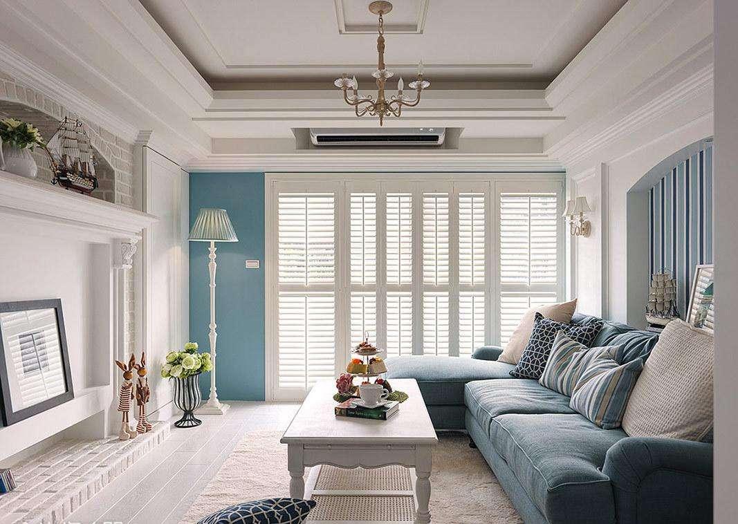 什么是地中海式裝修風格?地中海式裝修風格客廳的特點?