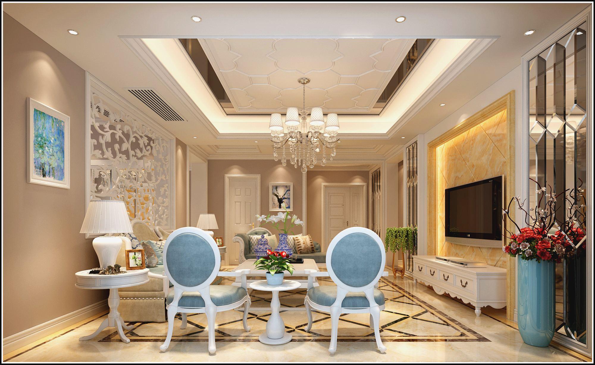 欧式装修房子要多少钱?你需要知道的欧式风格装修注意事项!